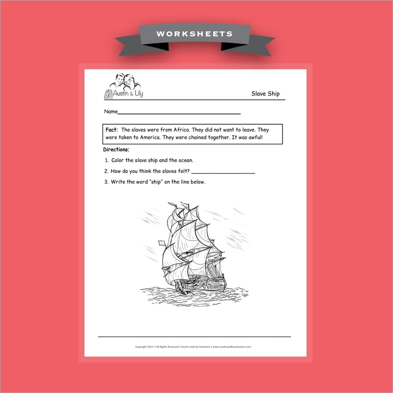 image about Harriet Tubman Printable Worksheets identified as Harriet Tubman