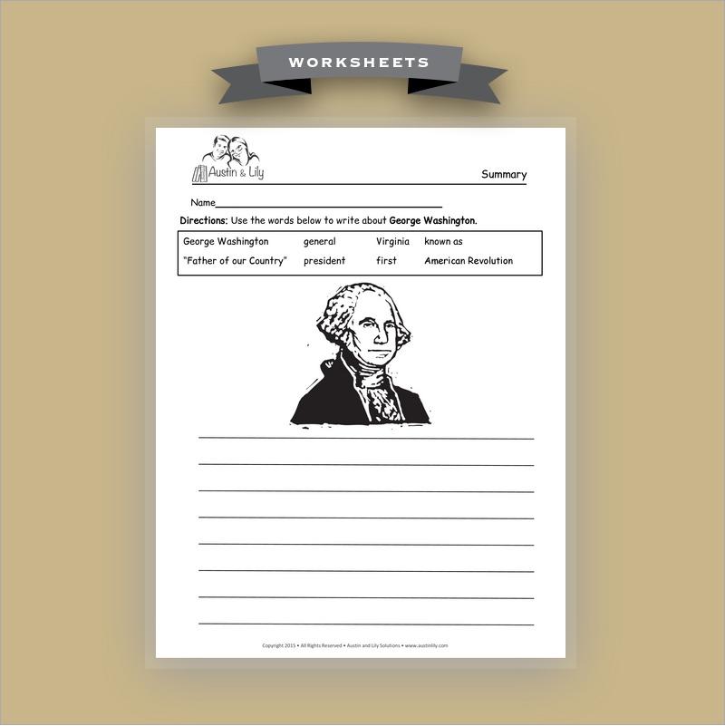 George Washington Austin Lily