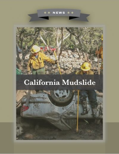 California Mudslide