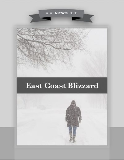 East Coast Blizzard