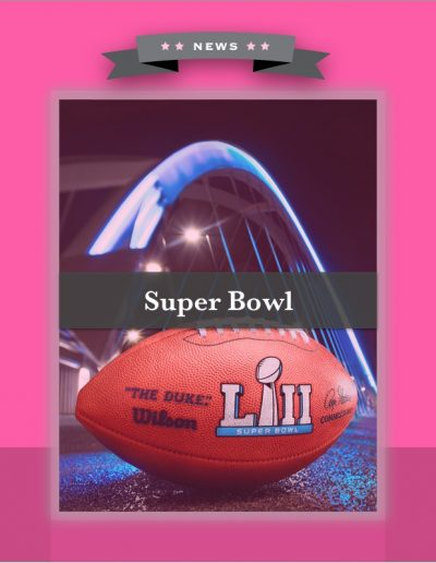 2018 Super Bowl