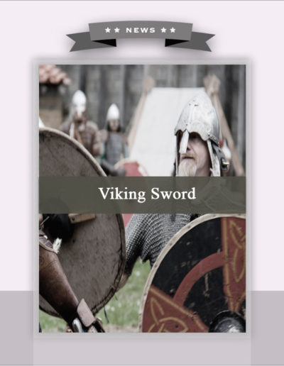 Viking Sword Found