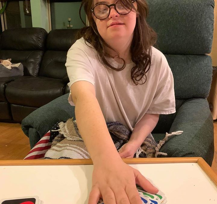How to Use the Game Uno to Teach Students with Disabilities
